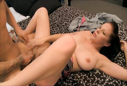 She is totally horny today