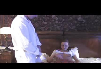 He is examining his patient