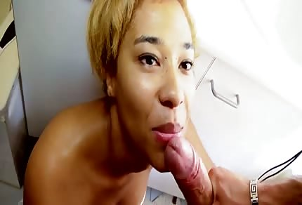 Ebony wants some anal