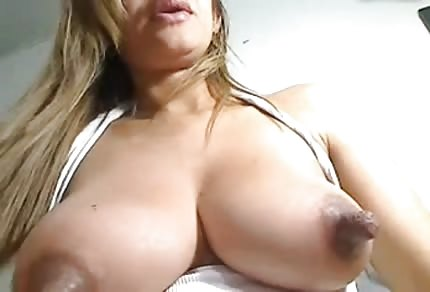 Her nipples are as big as mountains