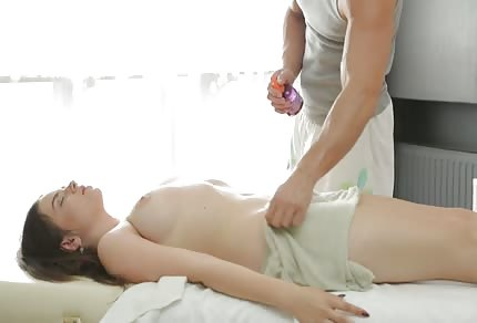 Awesome massage and sex