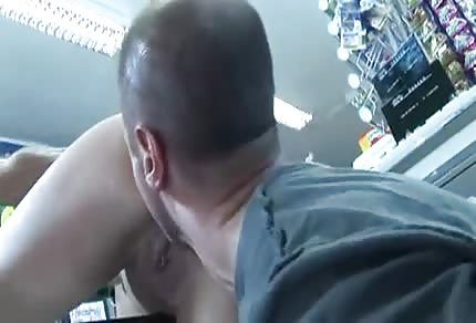 Fucking in the shop
