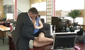 She dreams about her boss