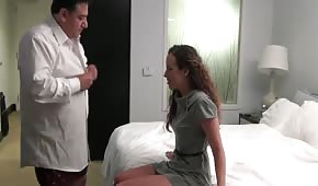 Sex in the hotel room