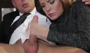 Gift for his horny wife