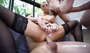 Gangbang sharp sluts