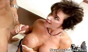 Hot sex milf likes cumshots