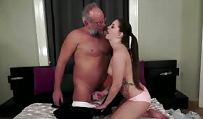 Bruno pleads with grandpa