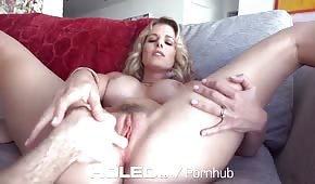 Playing in the living room with Cory Chase