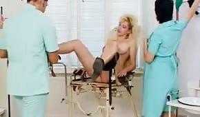 Zwariowane porno w szpitalu