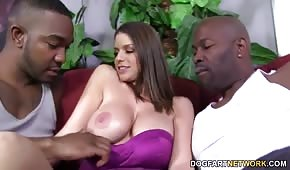 Brooklyn Chase penetrated by black people