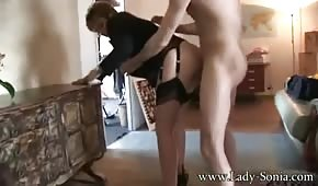 A mature accountant wants sex with a young man