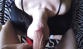 Huge penis in an amateur utach
