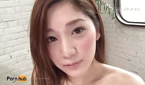 The sweet Japanese girl wants sex