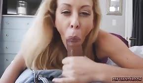 Wonderful mummy licks balls sweetly