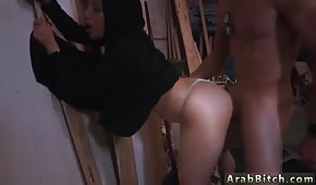 Arabic sex on a rack